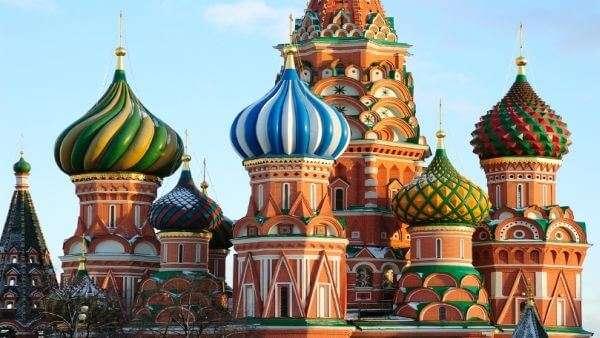 Urlaub in russland