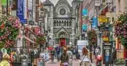 Dublin – die Hauptstadt Irlands
