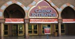 Aladdin Hotel in Las Vegas