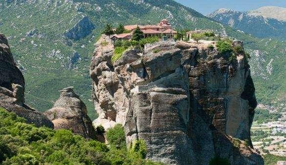 Meteora Kloster in Griechenland