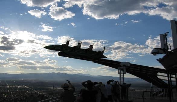 Stratosphere Tower X-Scream