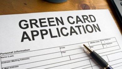 Green Card Bewerbung