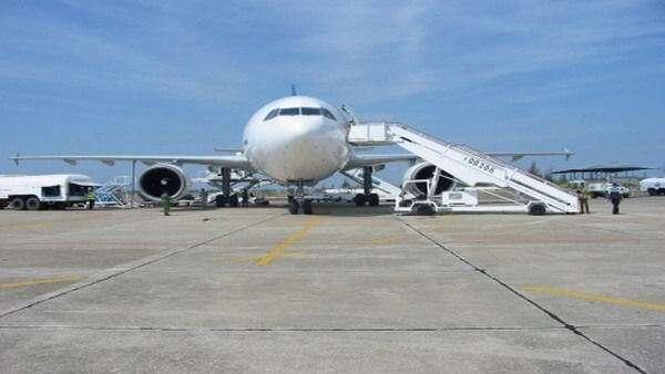 Flughafen Kuba
