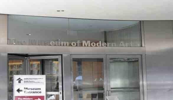 Das Museum of Modern Art in New York