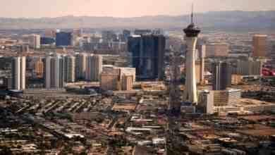 Las Vegas @iStockphoto/mike amerson