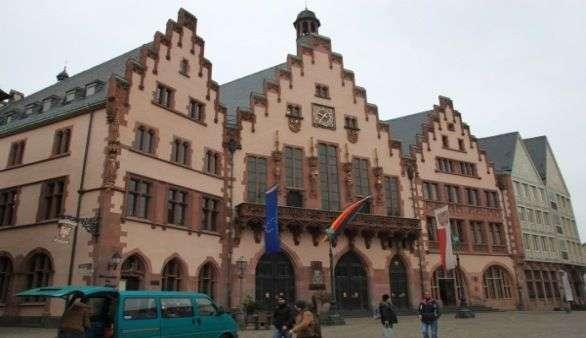 Der Römer in Frankfurt