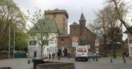 Rheintor in Zons