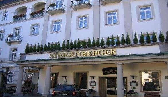 Steigenberger Hotel Bad Reichenhall