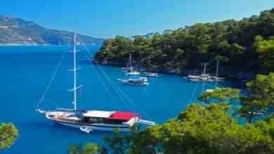 Mit dem Schiff/Boot in der Türkei unterwegs