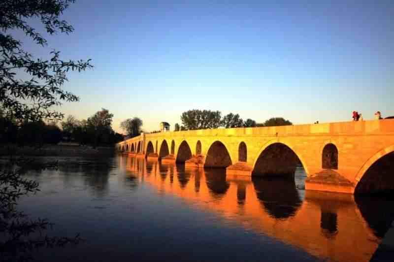 Brücke in Edirne
