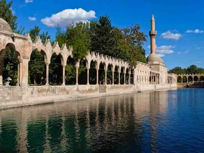 Gewässer in der Türkei