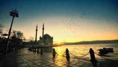In der Türkei unterwegs