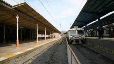 Mit dem Zug unterwegs in der Türkei