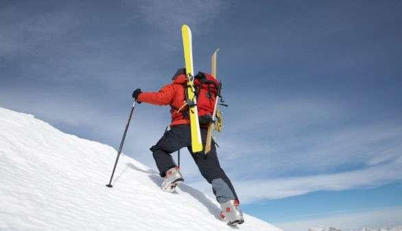 Skiwanderung