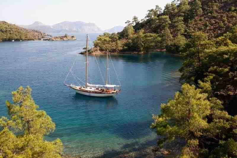Die türkische Mittelmeerregion