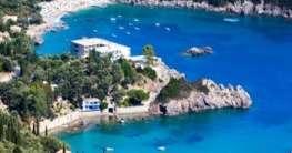 Korfu – Griechenlands grünste Insel