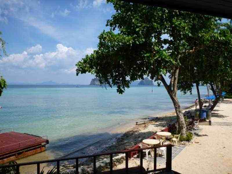 Insel Urlaub
