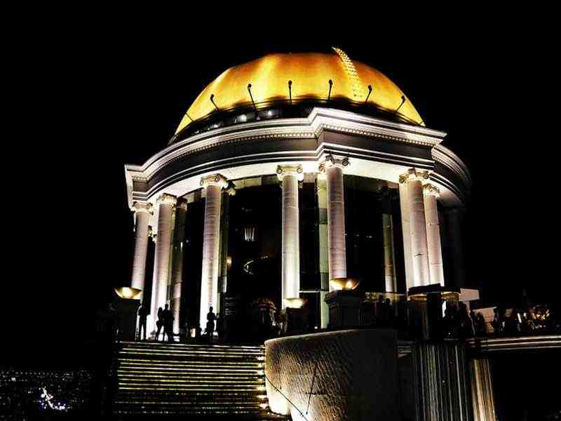 Golden Dome Lebua